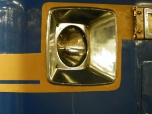 DD51のヘッドライト
