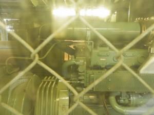 ディーゼル発電機